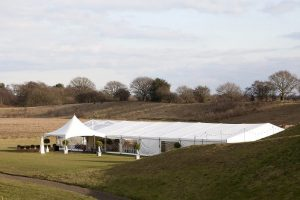 marquee hire large event