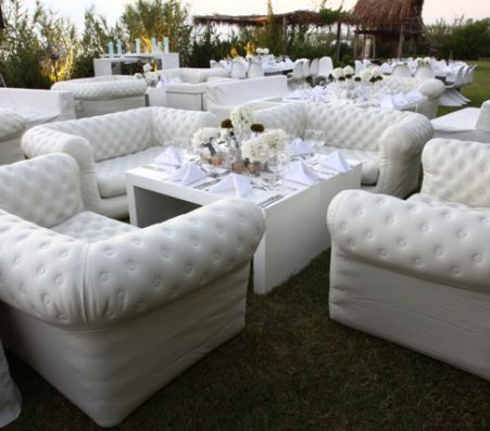 Air filled sofa sets | Marquees.Com