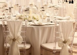 Banqueting Style Chairs | Marquees.Com