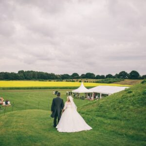 Bride and Groom Marquee