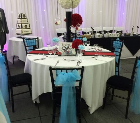 Chiavari Style Banqueting Chairs | Marquees.Com