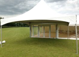 Chinese Hat Entrance Canopy | Marquees.Com