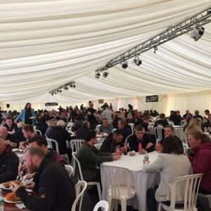 Dining Marquee Corporate Manchester