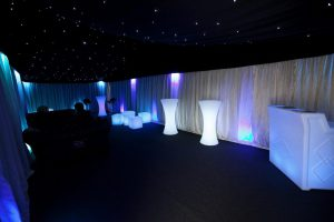 lighting and bar marquee