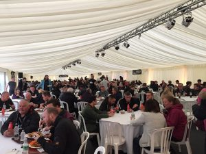 busy marquee