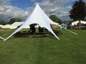 tent style marquee simple