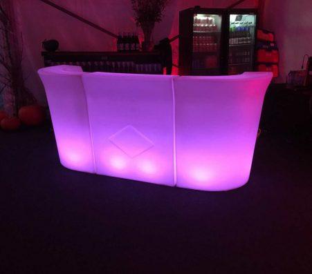 LED Illuminated Bar | Marquees.Com