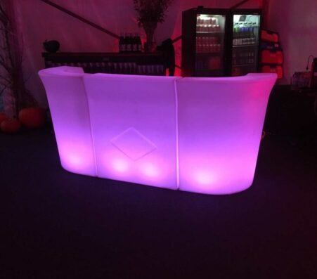LED Illuminated Bar | Marquees.Com