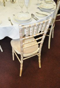 Limewash Chiavari Banqueting Chairs