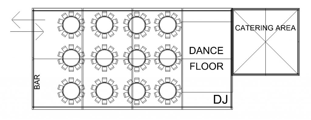 Marquee Event Floorplan   Marquees.Com