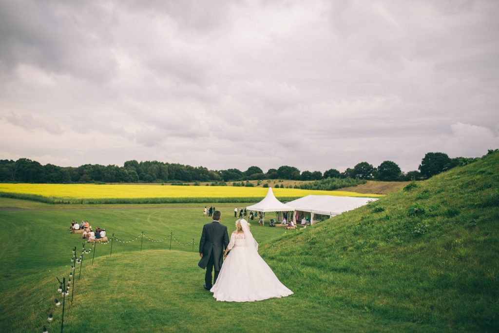 Wedding at Delamere Events in Cheshire