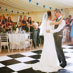 North Wales Dance Floor hire