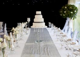 Oval Top Table   Marquees.Com