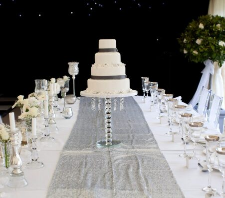 Oval Top Table | Marquees.Com