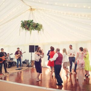 Parquet Dance Floor Hire