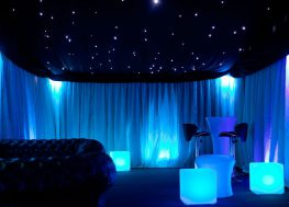 Starlight Lining Section | Marquees.Com