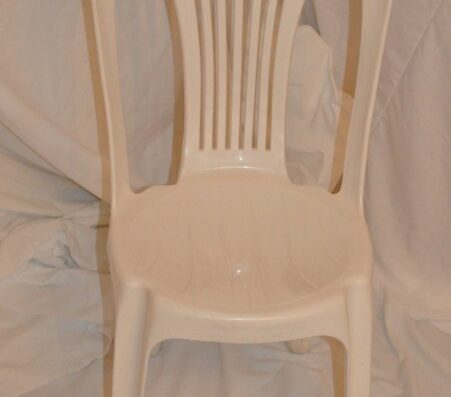 White Bistro Chairs | Marquees.Com