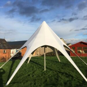 childrens party marquee