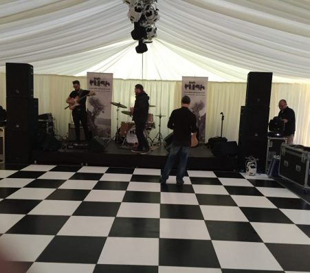 VARIOUS SIZES OF STAGE WITH OR WITHOUT CARPET | Marquees.Com