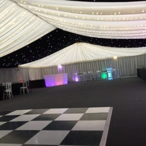marquee dance floor and disco