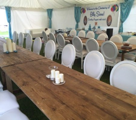 6ft trestle tables | Marquees.Com
