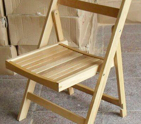 WOODEN FOLDING CHAIRS | Marquees.Com